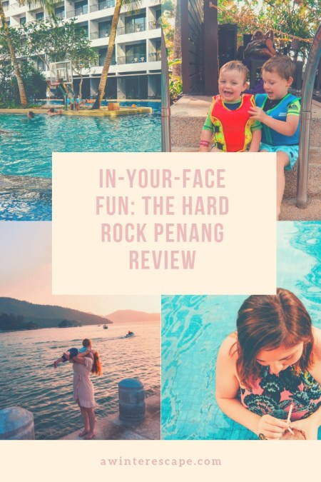In-Your-Face Fun: The Hard Rock Penang Review #penang #malaysia #hotels #asia #travel #travelblog