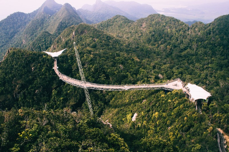 Langkawi Skybridge | Relax and Recharge in Langkawi, Malaysia | Things To Do in Langkawi #langkawi #malaysia #southeastasia #asia #travel