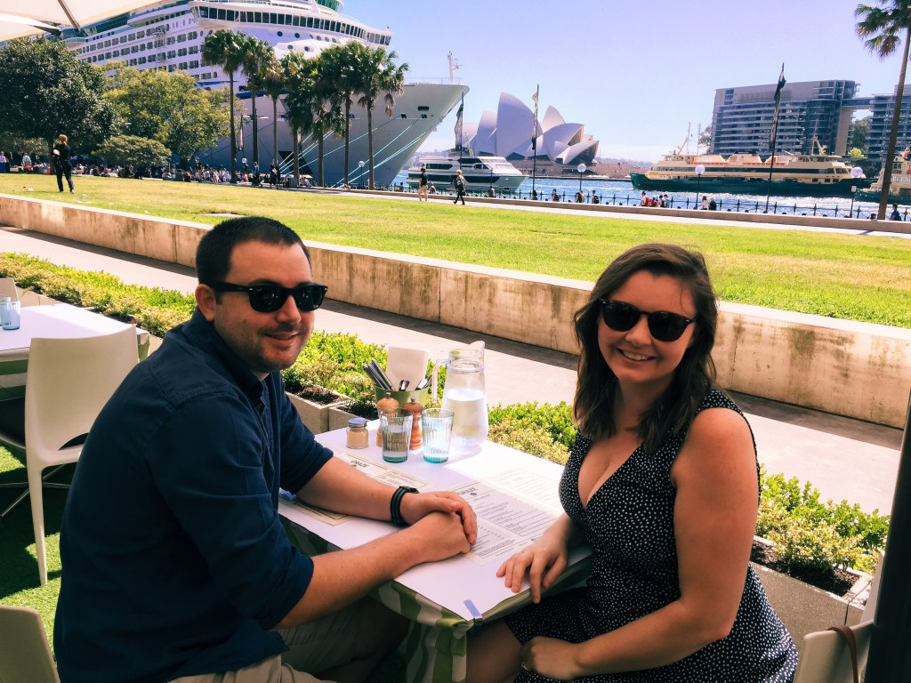 MCA Graze | Best Breakfast Spots In Sydney | Where To Eat In Sydney | Things To Do In Sydney | Explore Sydney #sydney #australia #travelblog #travel