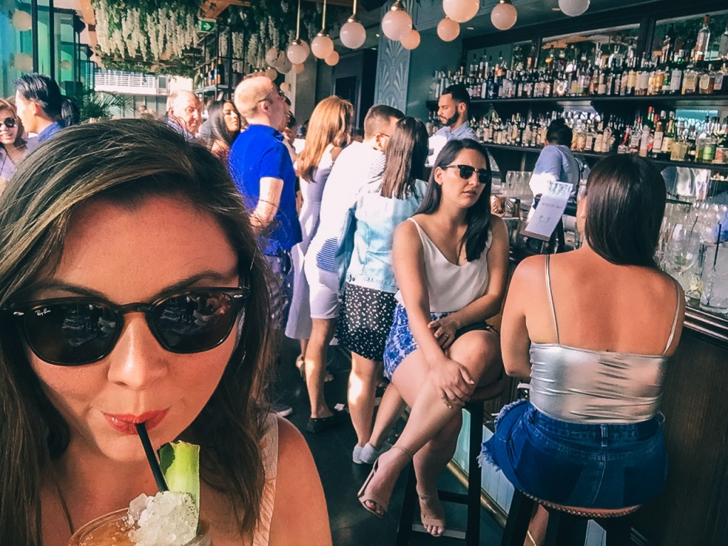 Hacienda Bar | Best Spots In Sydney | Where To Eat In Sydney | Things To Do In Sydney | Explore Sydney #sydney #australia #travelblog #travel
