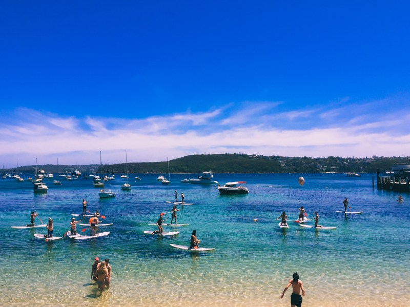 Manly Cove | Cabbage Tree Bay | Best Beaches In Sydney | Where To Eat In Sydney | Things To Do In Sydney | Explore Sydney #sydney #australia #travelblog #travel
