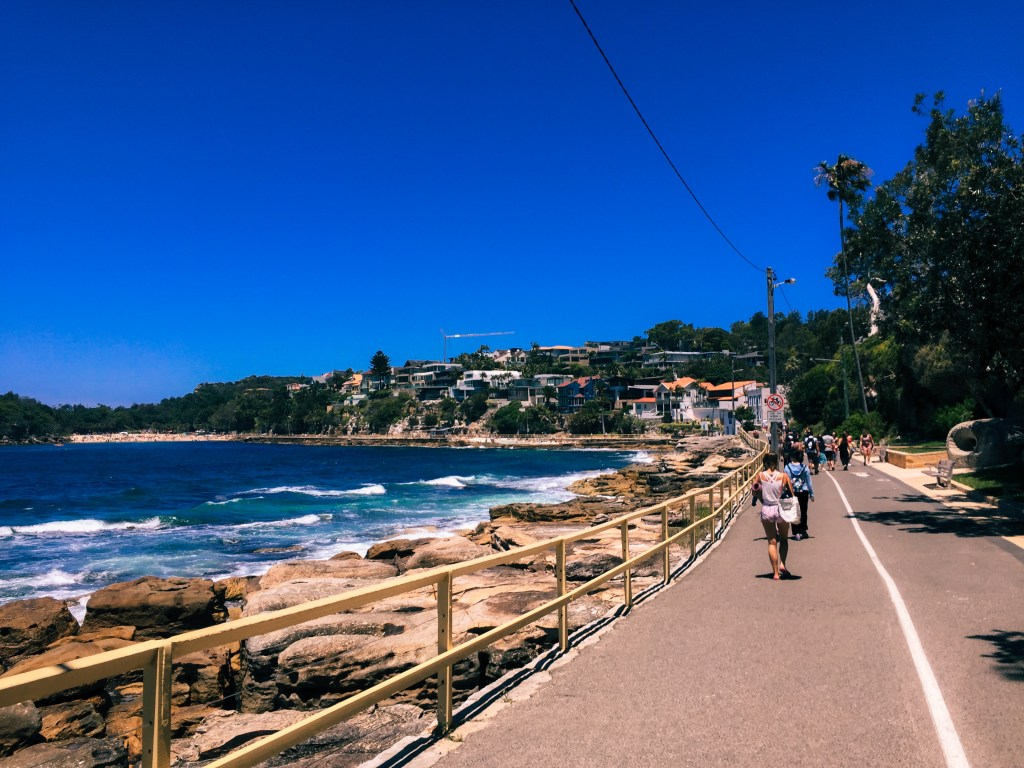 Manly To Shelley Beach Walk | Best Beaches In Sydney | Where To Eat In Sydney | Things To Do In Sydney | Explore Sydney #sydney #australia #travelblog #travel