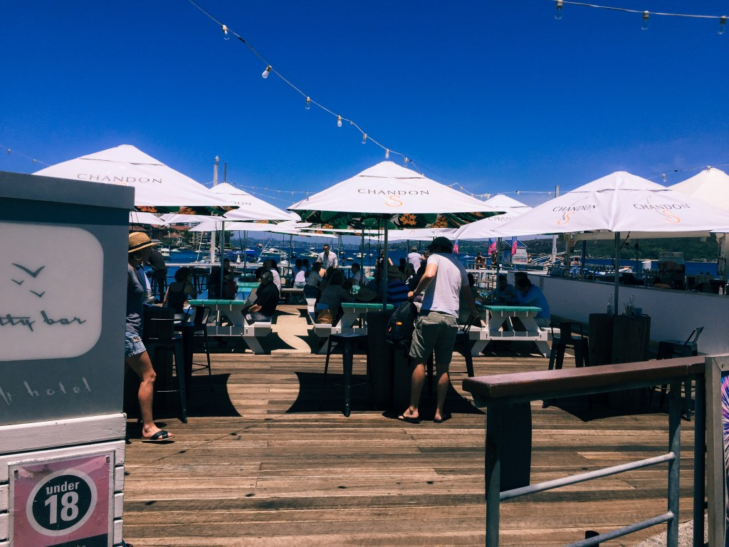 Manly Wharf Hotel | Best Lunch Spots In Sydney | Where To Eat In Sydney | Things To Do In Sydney | Explore Sydney #sydney #australia #travelblog #travel