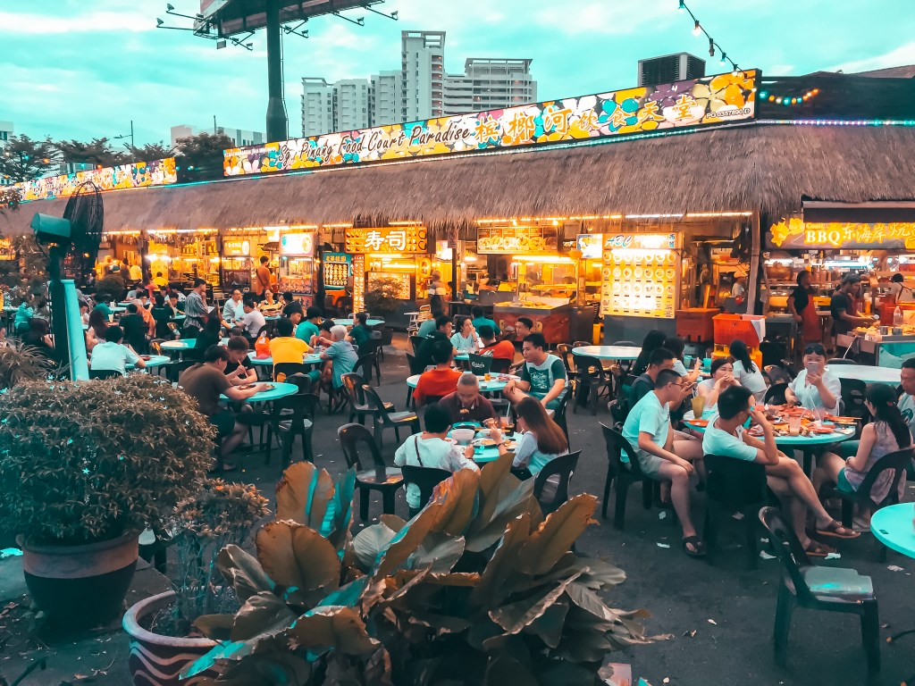 Sungai Pinang Food Court   Where To Eat In Penang, Malaysia   The Best Foods To Try In Penang, Malaysia #foodietravel #food #travel #travelblog #asia #southeastasia #malaysia #penang