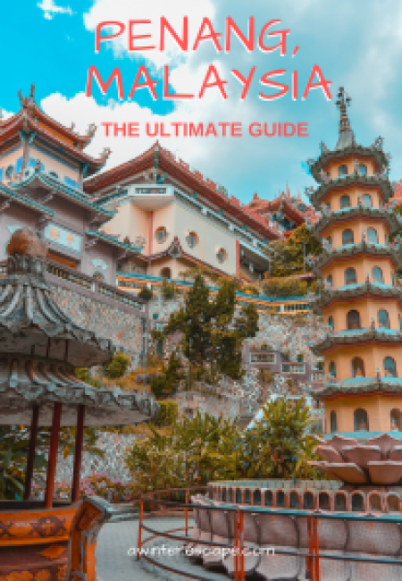 The Ultimate Guide To Penang, Malaysia | What To Do In Penang | Where To Stay In Penang | Where To Eat In Penang #georgetown #batuferringhi #penang #malaysia #southeastasia #asia #travel
