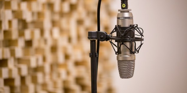 overcoming perfectionism microphone