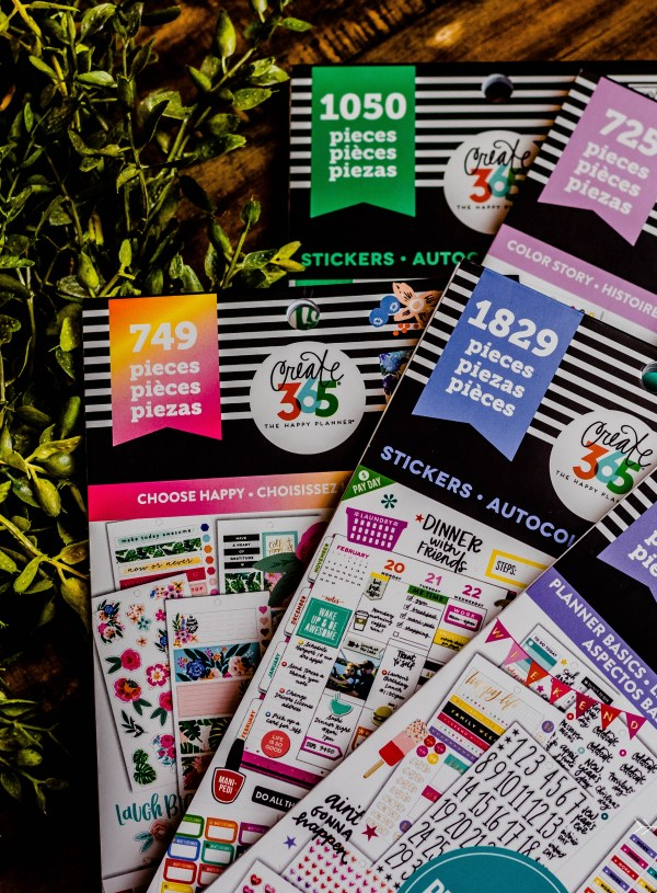 My Top Sticker Book Picks for the New Planner Babe (or Dude!)