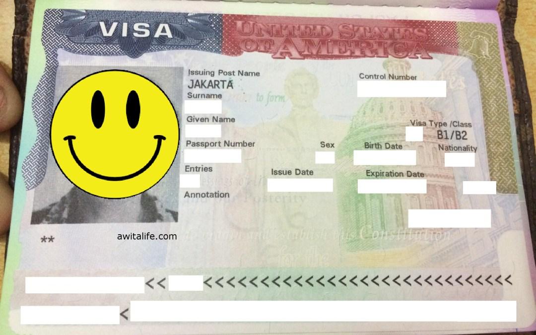 Langkah Mudah Mendapatkan Visa USA