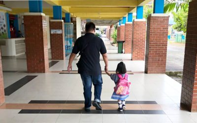 School is Cool Mommy, I love It so Much | Adel's Diary
