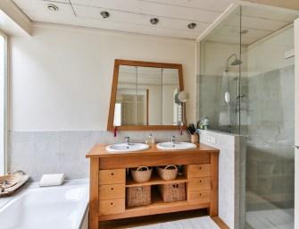 5 tips om te minimaliseren in de badkamer