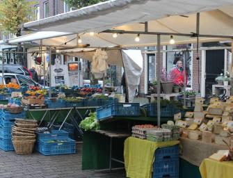 Biologische markt Weesp