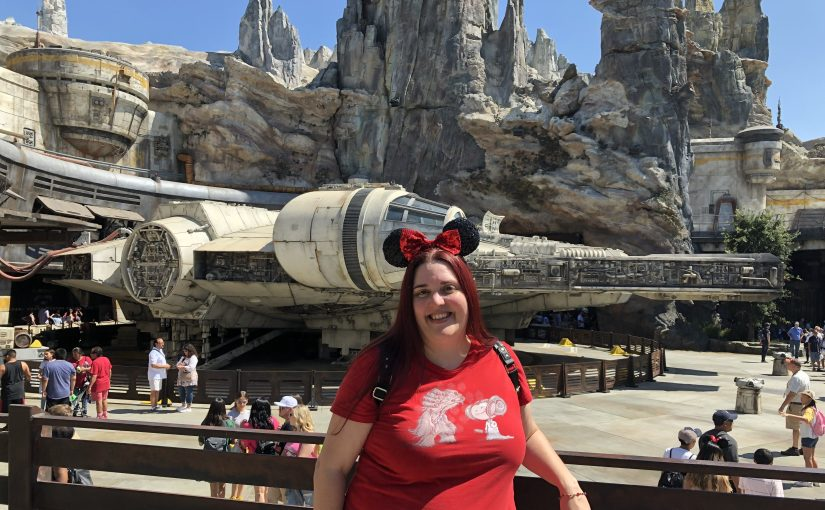 Star Wars Land and Summer Brain