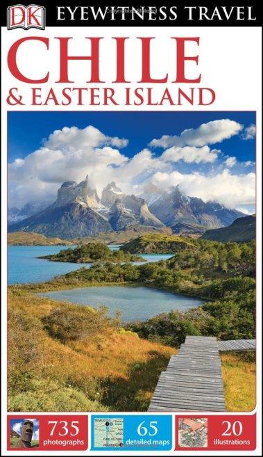 Eyewitness Guide Chile Easter Island feb 16
