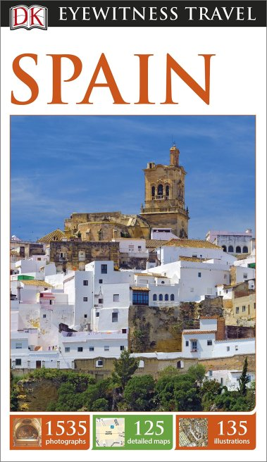 Eyewitness Guide Spain apr 16