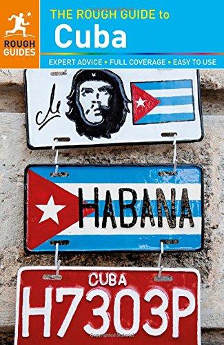 Rough Guide Cuba Nov 16