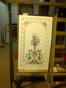 Acid Etching from AWM Stained Glass