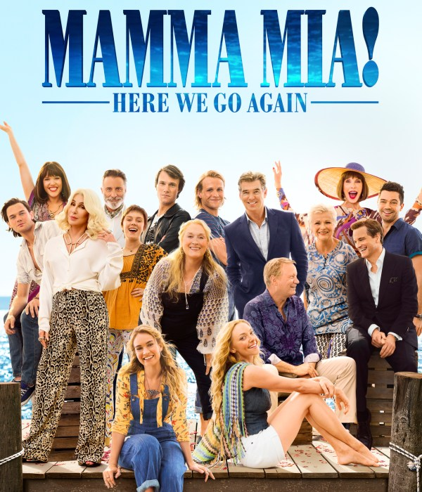 Mamma Mia! Here We Go Again (2018) Review