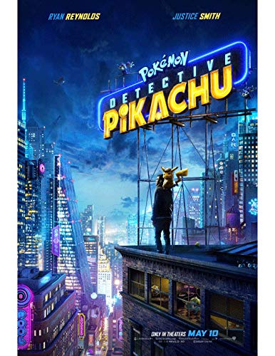Pokemon Detective Pikachu (2019) Review