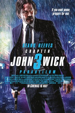 John Wick Chapter 3: Parabellum (2019) Review