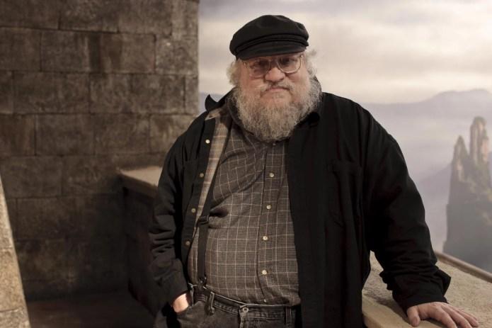 George R R Martin - 10 Fakta Serial Game of Thrones Yang Pasti Belum Kamu Ketahui!