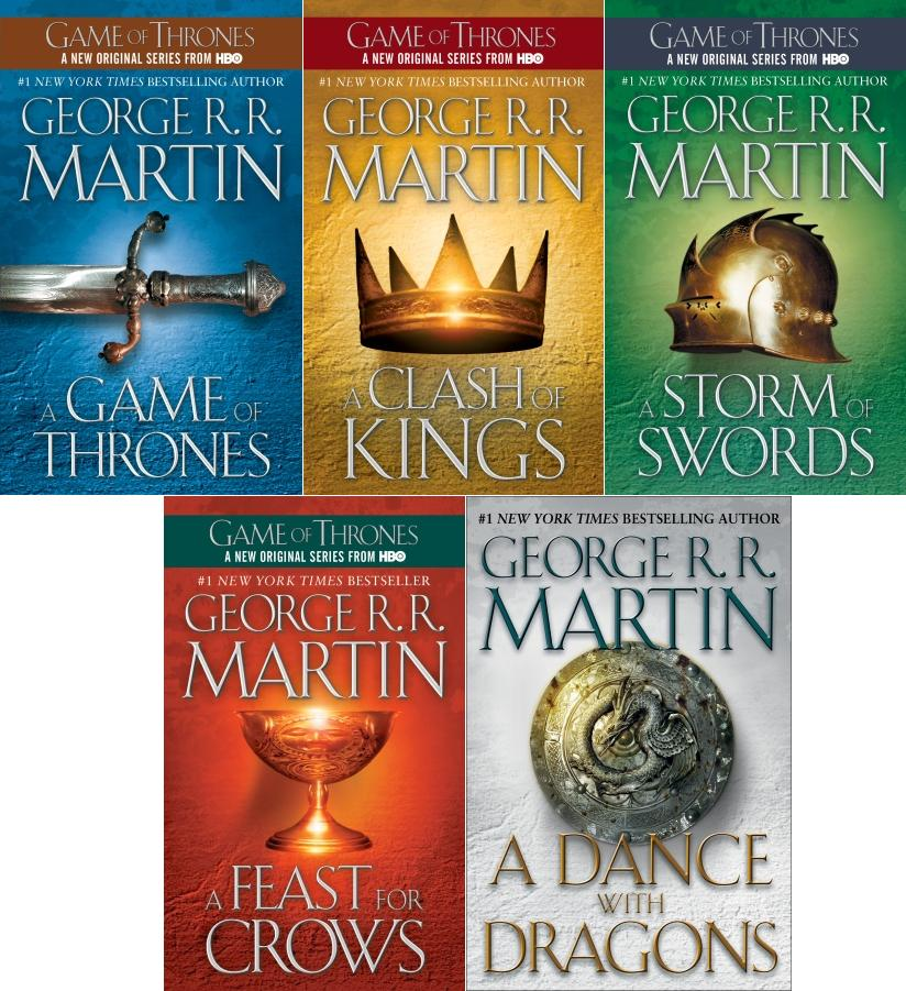 Image result for a song of ice and fire book covers