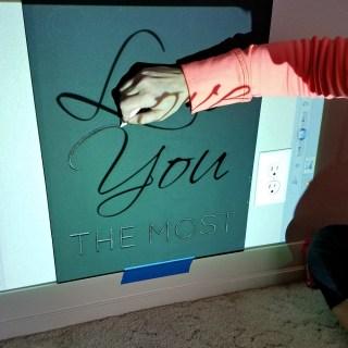 How to Make a Chalkboard
