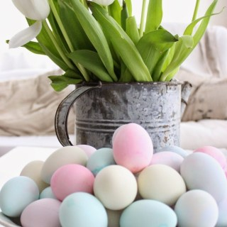 Tips for Creating an Easter Vignette