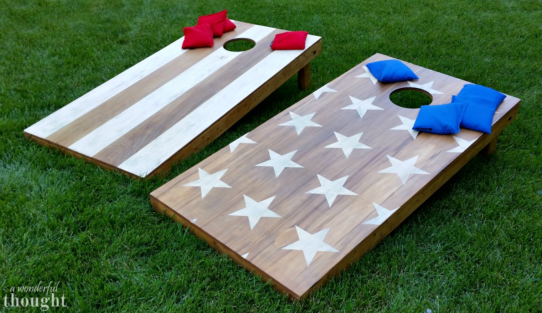 Diy Cornhole Boards A Wonderful Thought