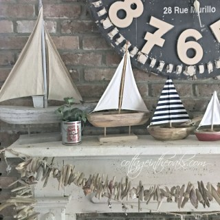 Beach Inspired Coastal Decor | MM #162