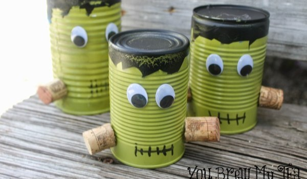 Not So Spooky Halloween Craft Ideas | MM #173