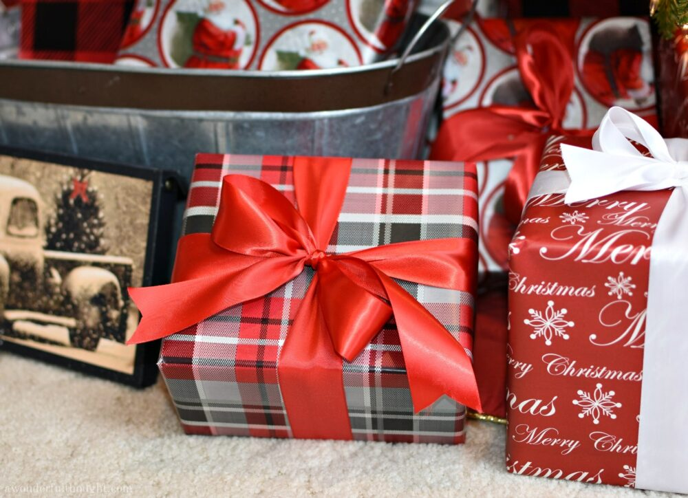 Christmas present gift exchange ideas