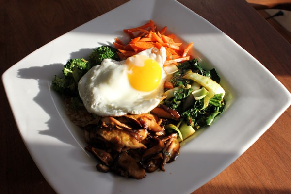 What's in a name? that which we call a chef… (Featuring Bibimbap)