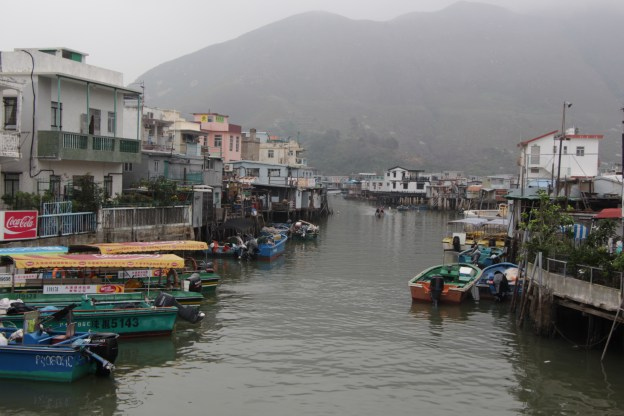 Even though the population is growing older and professional fishermen are scarce, Tai O has still kept its charm as a fishing village, attracting visitors from Hong Kong and abroad.