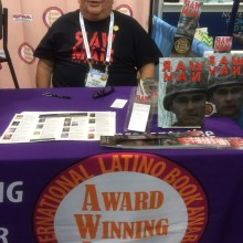Fred Rivera - Award Winning Author