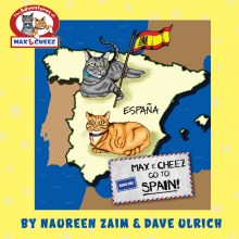 Max & Cheez Go to Spain