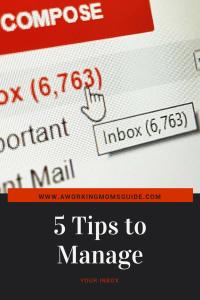 How to declutter your email inbox including email organization, inbox posts, inbox ideas, and inbox management