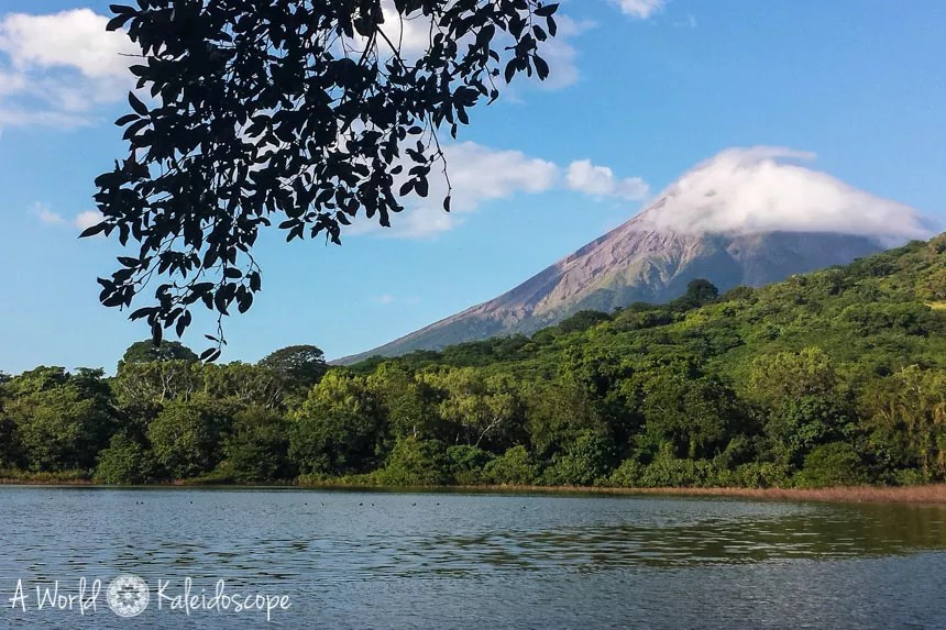 Charco Verde auf Isla Ometepe