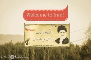 Welcome to Iran! Reisebericht zum Grenzübergang Türkei-Iran bei Gürbulak