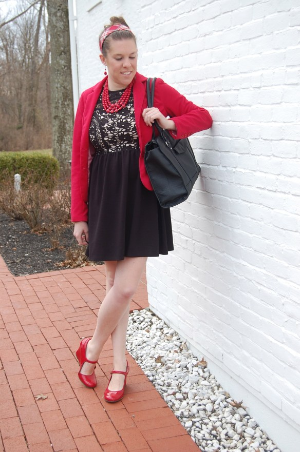 A Dress Mixed With Red A World Of Dresses