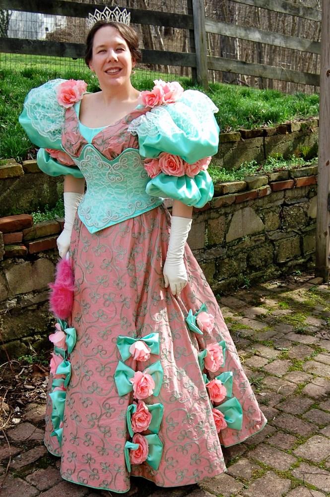1890's dress