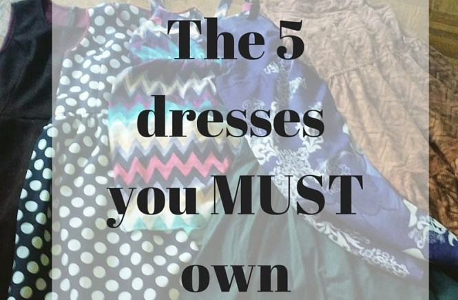 dresses you must own
