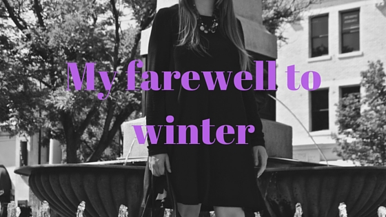 winter farewell