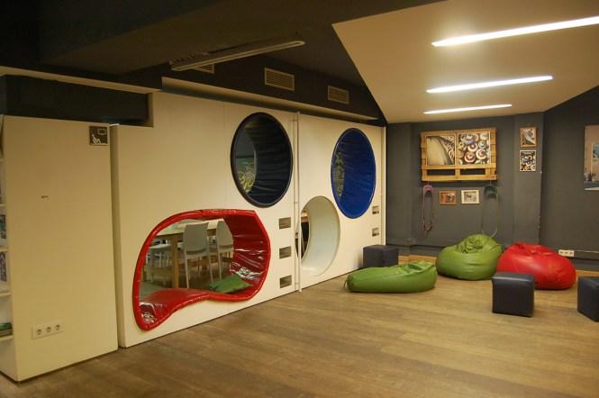 social Barcelona hostel