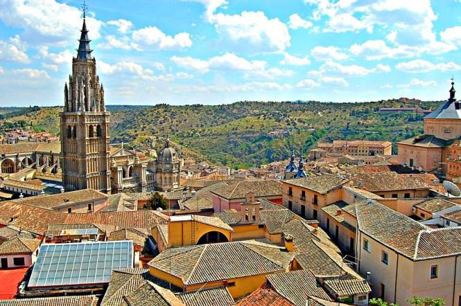 day trip to Toledo