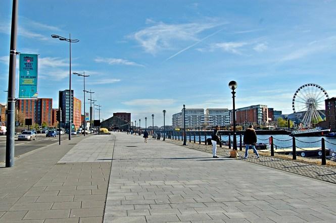 Liverpool visit