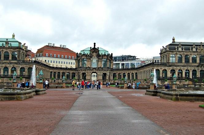 24 hours in Dresden