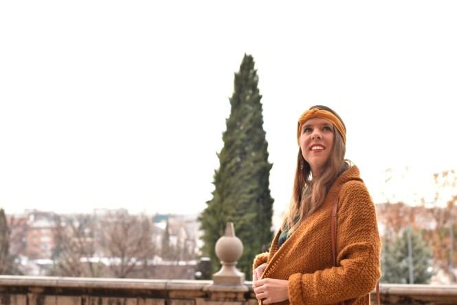 warm flannel dress