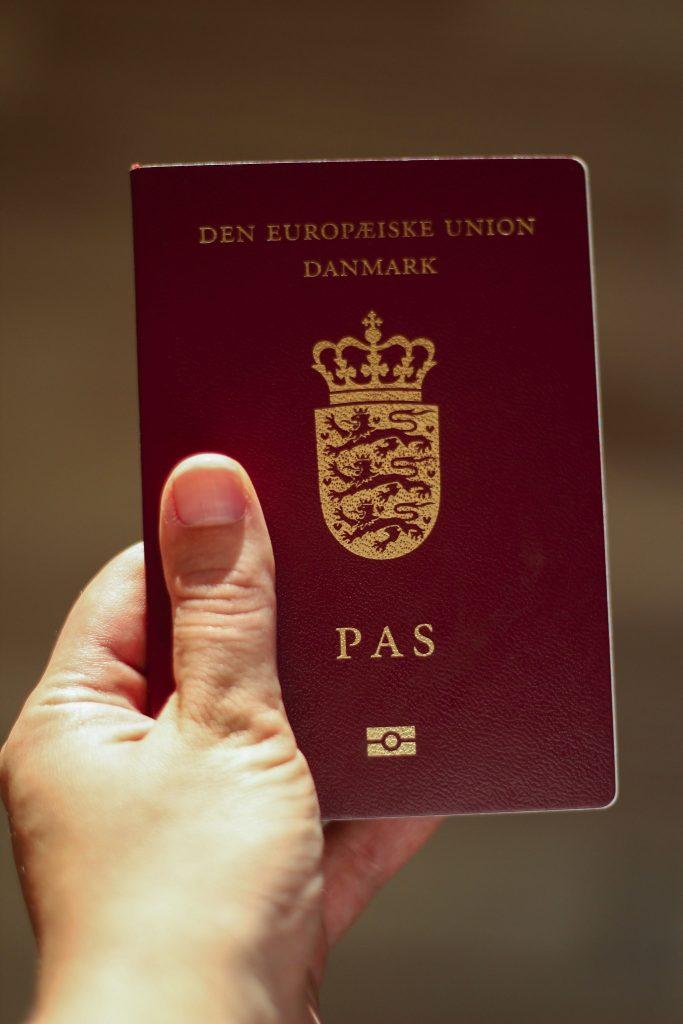 stjålet pas