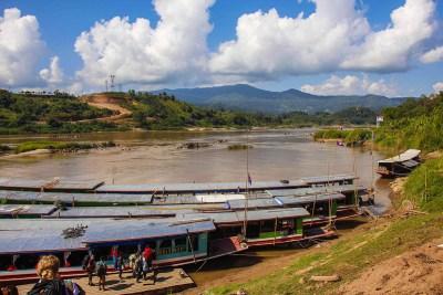 Rejseblog: Slow boat ad Mekong floden til Luang Prabang, Laos