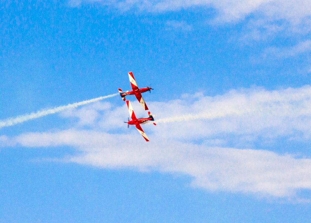 akrobatfly i Townsville